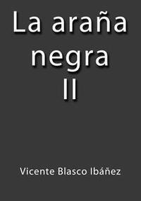 Libro LA ARAÑA NEGRA II