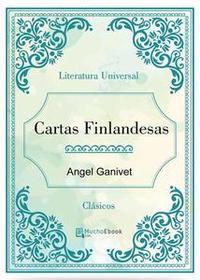 Libro CARTAS FINLANDESAS
