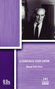 Libro LA DEMOCRACIA SEGÚN SARTORI