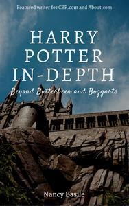 Libro HARRY POTTER IN-DEPTH