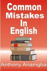 Libro COMMON MISTAKES IN ENGLISH