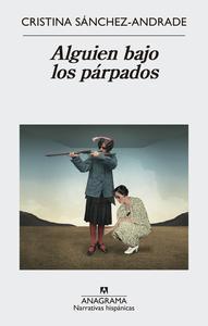 Libro ALGUIEN BAJO LOS PÁRPADOS