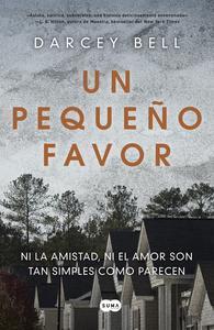 Libro UN PEQUEÑO FAVOR