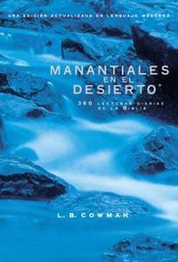 Libro MANANTIALES EN EL DESIERTO