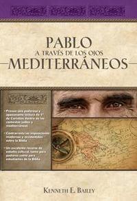 Libro PABLO A TRAVÉS DE LOS OJOS MEDITERRÁNEOS