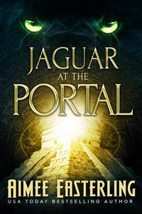 Libro JAGUAR AT THE PORTAL