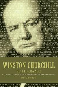 Libro WINSTON CHURCHILL SU LIDERAZGO