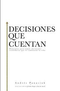 Libro DECISIONES QUE CUENTAN