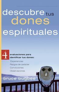 Libro DESCUBRE TUS DONES ESPIRITUALES