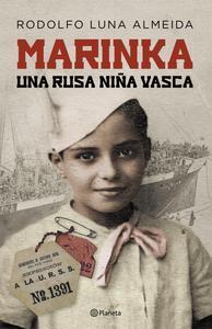 Libro MARINKA, UNA RUSA NIÑA VASCA