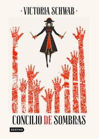 Libro CONCILIO DE SOMBRAS