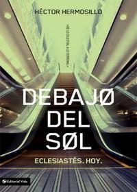 Libro DEBAJO DEL SOL
