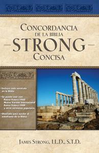 Libro CONCORDANCIA DE LA BIBLIA STRONG CONCISA