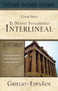 Libro EL NUEVO TESTAMENTO INTERLINEAL GRIEGO-ESPAÑOL
