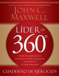 Libro LÍDER DE 360° CUADERNO DE EJERCICIOS