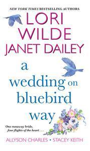 Libro A WEDDING ON BLUEBIRD WAY