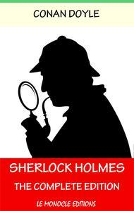 Libro SHERLOCK HOLMES : THE COMPLETE COLLECTION