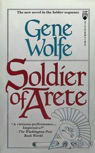 Libro SOLDIER OF ARETE