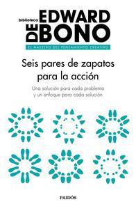 Libro SEIS PARES DE ZAPATOS PARA LA ACCIÓN