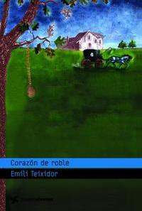 Libro CORAZÓN DE ROBLE