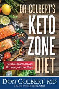 Libro DR. COLBERT'S KETO ZONE DIET