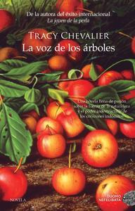 Libro LA VOZ DE LOS ÁRBOLES