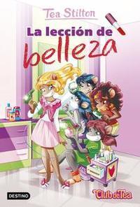 Libro LA LECCIÓN DE BELLEZA