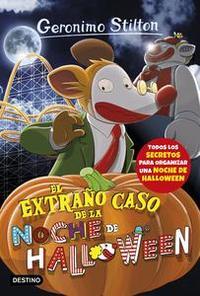 Libro EL EXTRAÑO CASO DE LA NOCHE DE HALLOWEEN