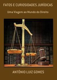 Libro FATOS E CURIOSIDADES JURÍDICAS