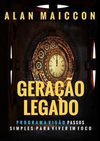 Libro GERAÇÃO LEGADO
