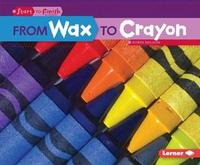 Libro FROM WAX TO CRAYON