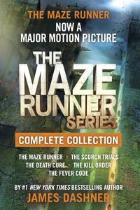 Libro THE MAZE RUNNER SERIES COMPLETE COLLECTION (MAZE RUNNER)