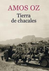 Libro TIERRA DE CHACALES