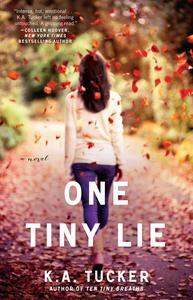 Libro ONE TINY LIE