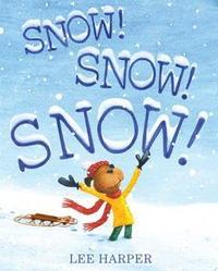 Libro SNOW! SNOW! SNOW!