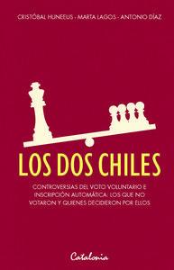 Libro LOS DOS CHILES