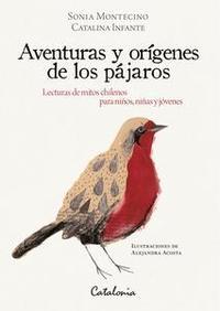 Libro AVENTURAS Y ORÍGENES DE LOS PÁJAROS