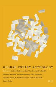 Libro GLOBAL POETRY ANTHOLOGY 2015