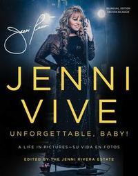 Libro JENNI VIVE: UNFORGETTABLE BABY! (BILINGUAL EDITION)