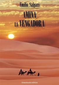Libro AMINA LA VENGADORA