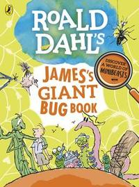 Libro ROALD DAHL'S JAMES'S GIANT BUG BOOK