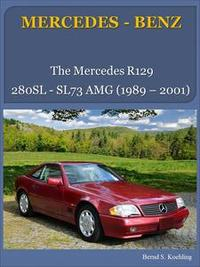 Libro R129 SL WITH BUYER'S GUIDE AND VIN/DATA CARD EXPLANATION
