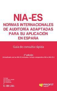 Libro NORMAS INTERNACIONALES DE AUDITORÍA ADAPTADAS PARA SU APLICACIÓN EN ESPAÑA