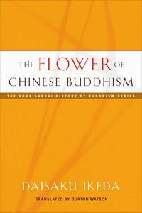 Libro THE FLOWER OF CHINESE BUDDHISM