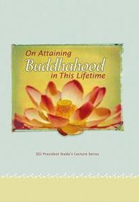"Libro LECTURES ON ""ON ATTAINING BUDDHAHOOD IN THIS LIFETIME"""