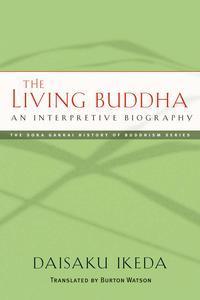 Libro THE LIVING BUDDHA