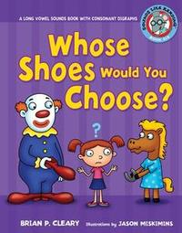 Libro #6 WHOSE SHOES WOULD YOU CHOOSE?