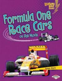 Libro FORMULA ONE RACE CARS ON THE MOVE