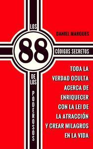 Libro LOS 88 CÓDIGOS SECRETOS DE LOS PODEROSOS