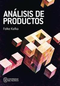 Libro ANÁLISIS DE PRODUCTOS